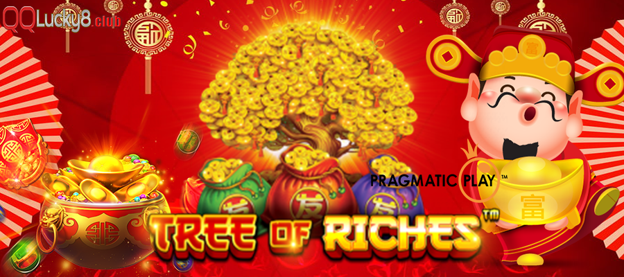 Judi Slot Online Tree Of Riches